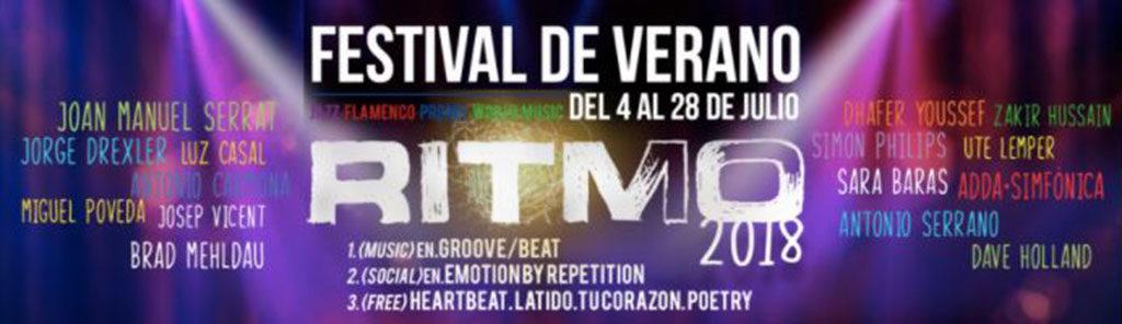 Festival Ritmo 2018