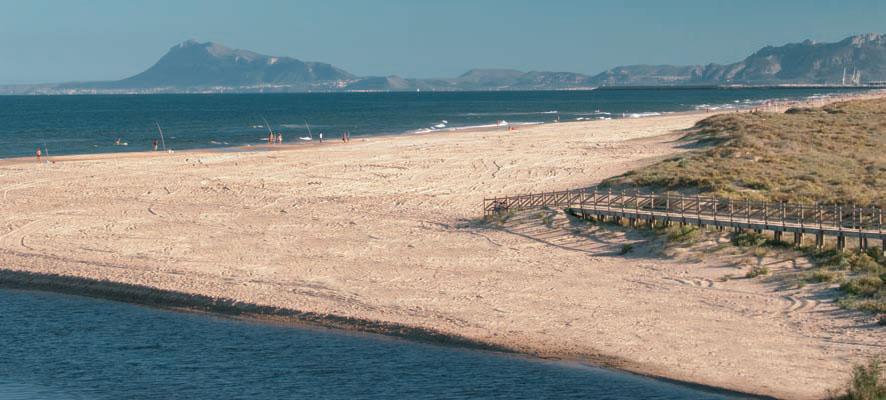 Playas Gandía - Xeraco - Tavernes de la Valldigna