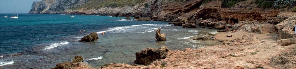 Les Rotes - Punta Negra