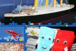 Valencia - Lego Travelling Bricks