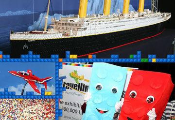 Lego Travelling Bricks