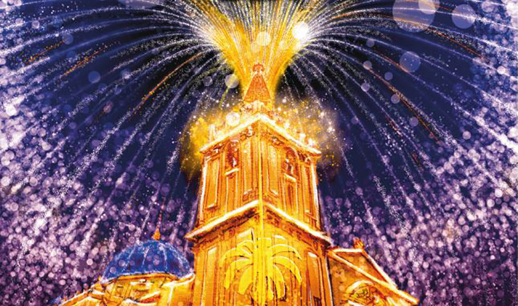 Fiestas Patronales de agosto de Elche
