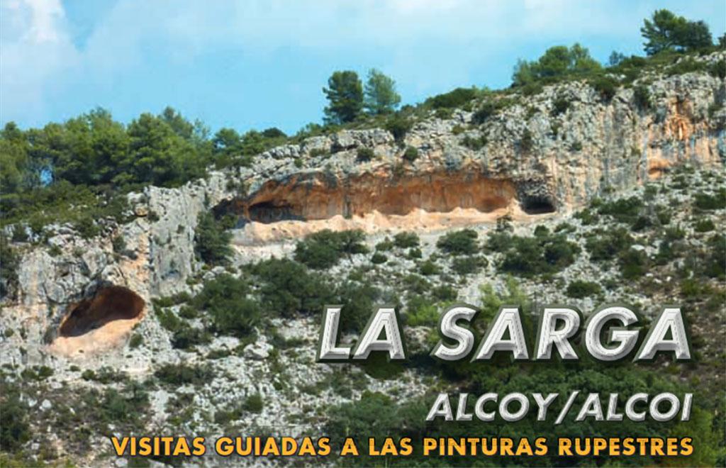 Pinturas rupestres de La Sarga