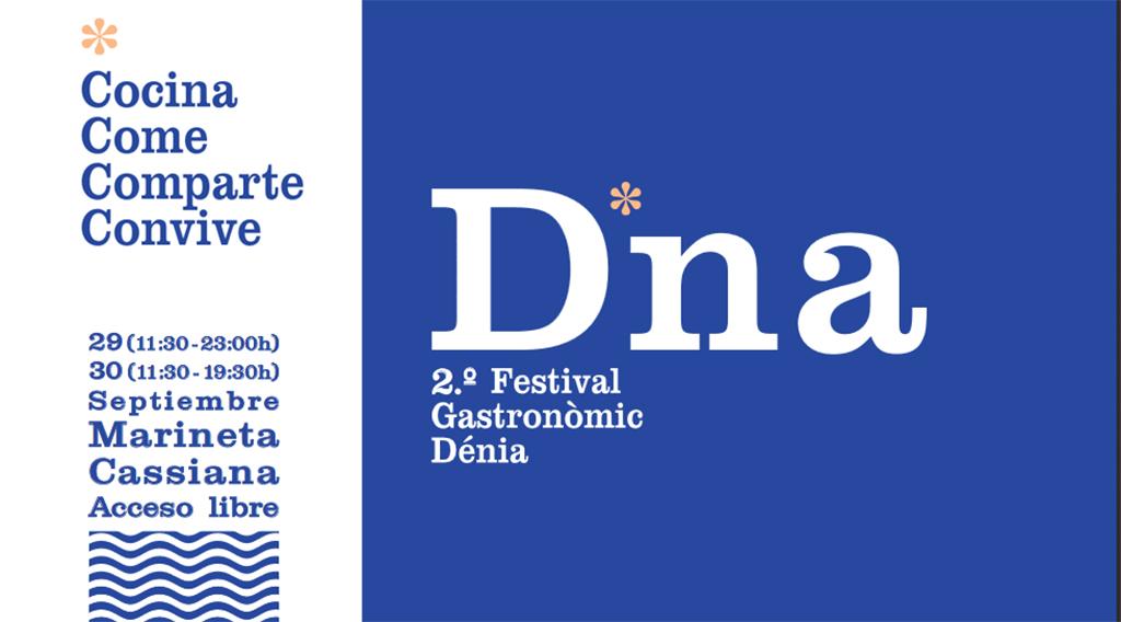 D*na Festival Gastronómico 2018