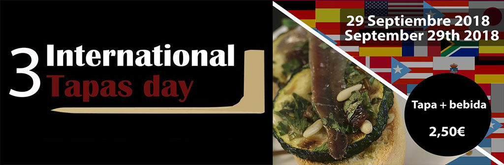 International Tapas Day (Torrevieja)