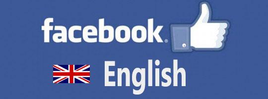 Facebook English