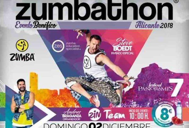 Zumbathon Alicante 2018