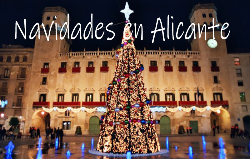 Christmas in Alicante