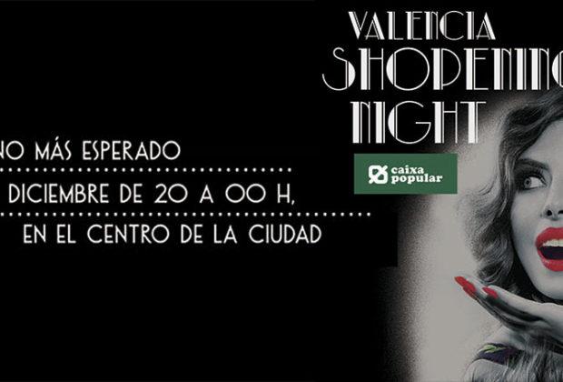Valencia Shopening Night 2018