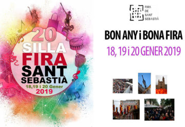 Fira Sant Sebastià 2019 (Silla)