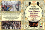 Feria modernista de Oliva