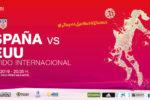 Fútbol femenino: España-EEUU