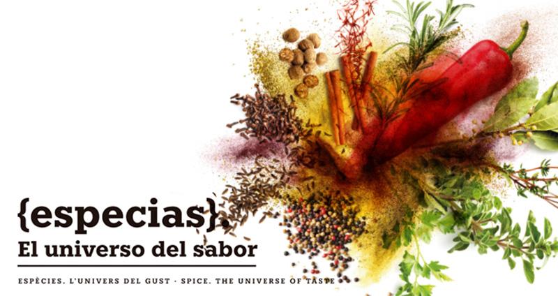 Especias, el universo del sabor