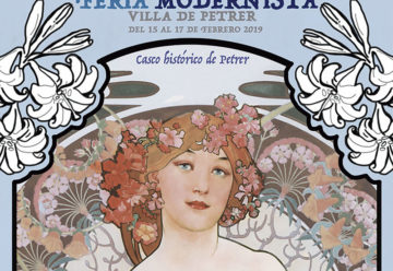 Feria Modernista de Petrer 2019
