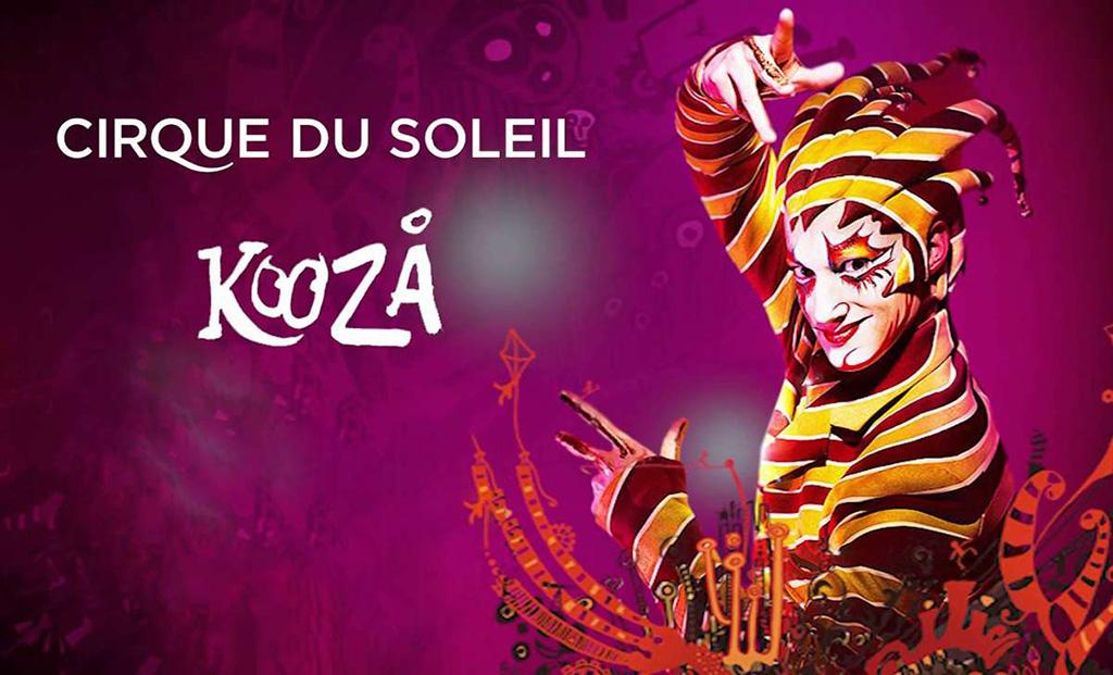 Circo del Sol: Kooza