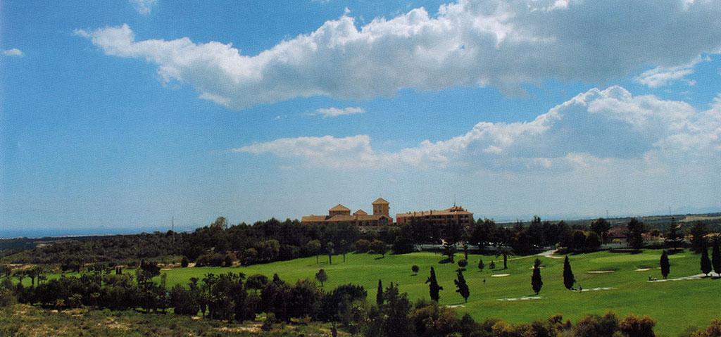 Real Club de Golf Campoamor (Orihuela)
