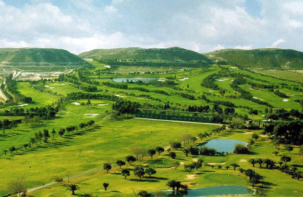 Club de Golf El Plantío (Alicante)