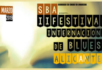Festival Internacional de Blues de Alicante 2019