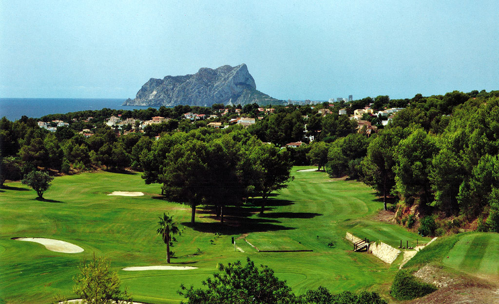 Club de Golf Ifach (Benissa)
