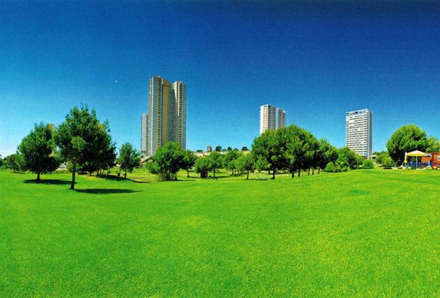 Las Rejas Golf (Benidorm)
