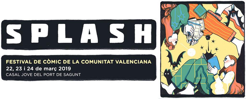 Splash: festival del comic 2019