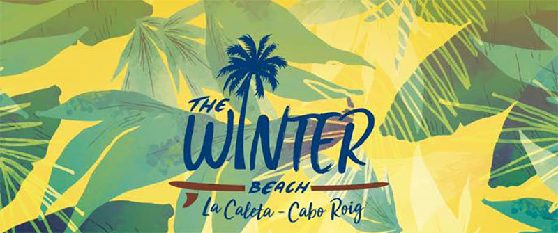 The Winter Beach 2019