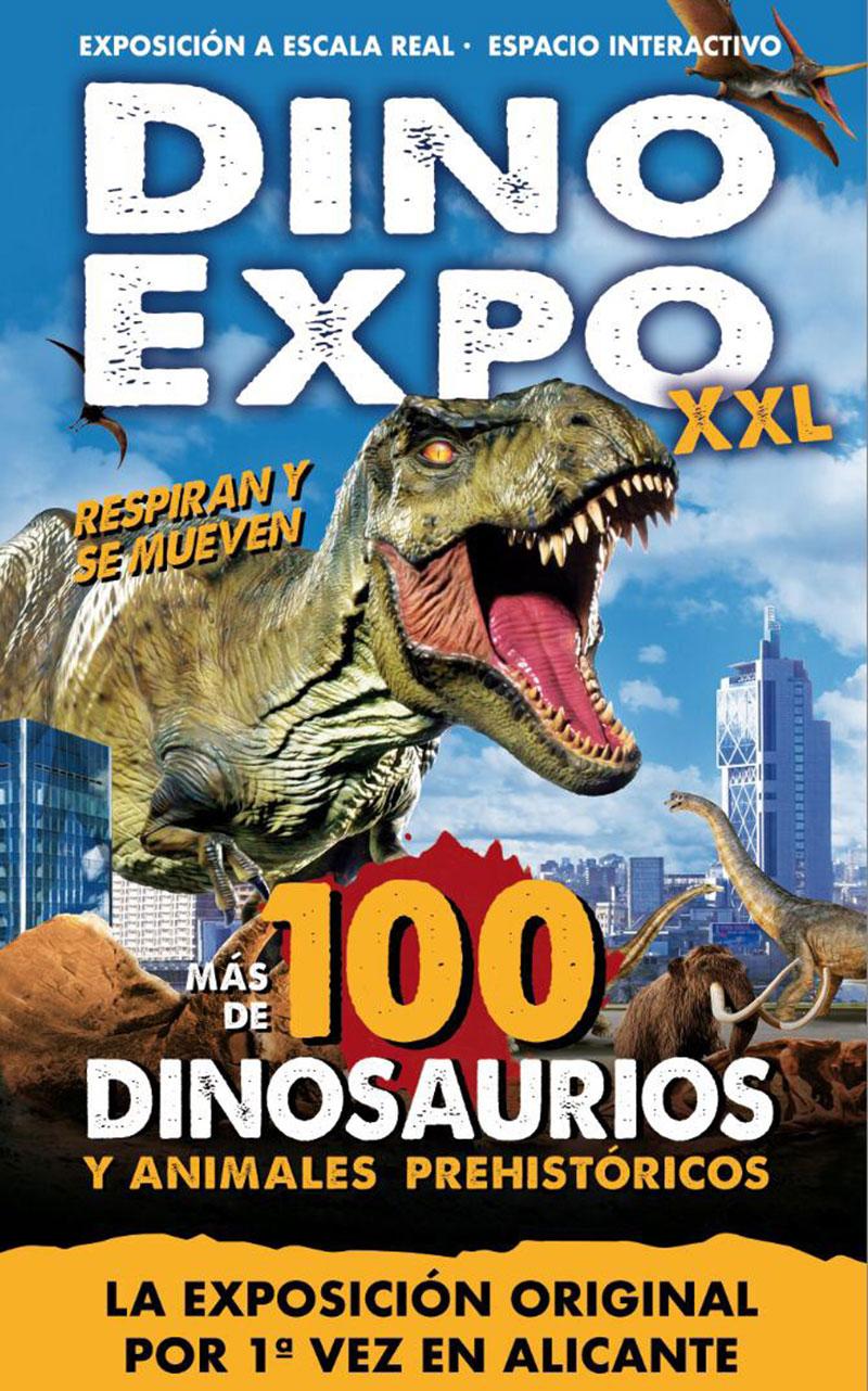 Dino Expo XXL: cartel