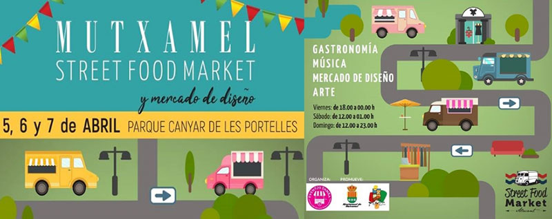 Street Food Market Mutxamel 2019