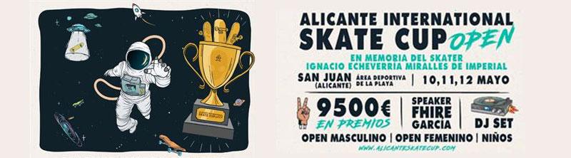 Alicante International Skate Open 2019