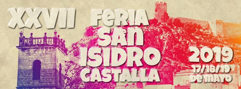 Feria San Isidro 2019 (Castalla)