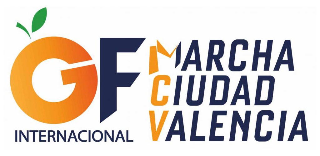Marcha Ciudad de Valencia 2019: logo