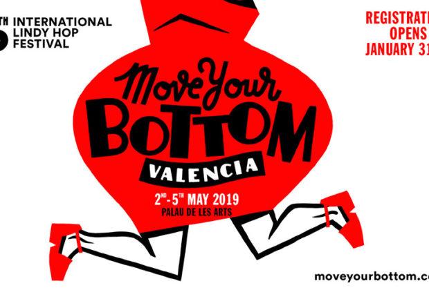 Move your Bottom Valencia 2019