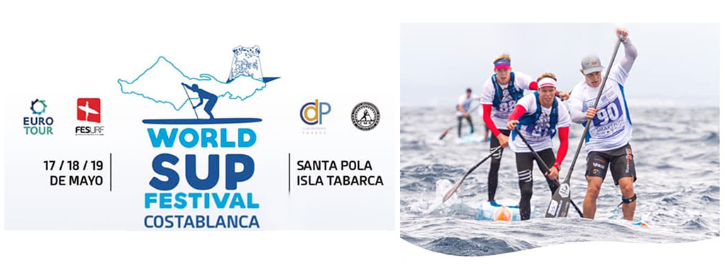 World SUP Festival CostaBlanca