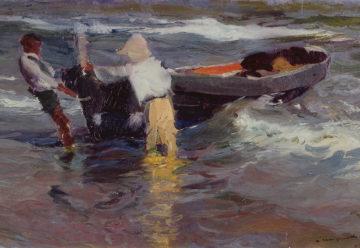 El inicio de la pintura moderna en España: Sorolla