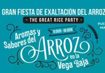 Aromas y Sabores del Arroz en la Vega Baja 2019