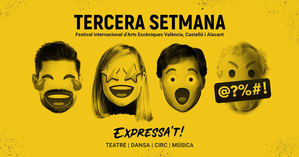 Festival Tercera Setmana 2019
