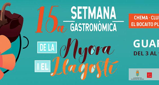 Setmana Gastronòmica de la Nyora i el Llagostí 2019