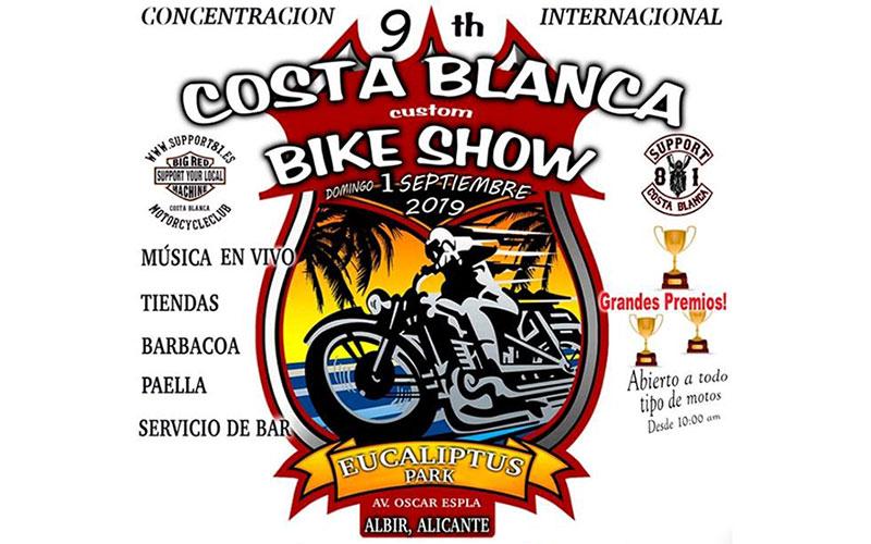 Costa Blanca Bike Show 2019
