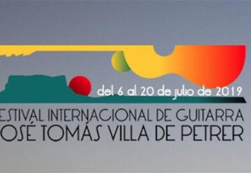 Festival Internacional de Guitarra Petrer 2019