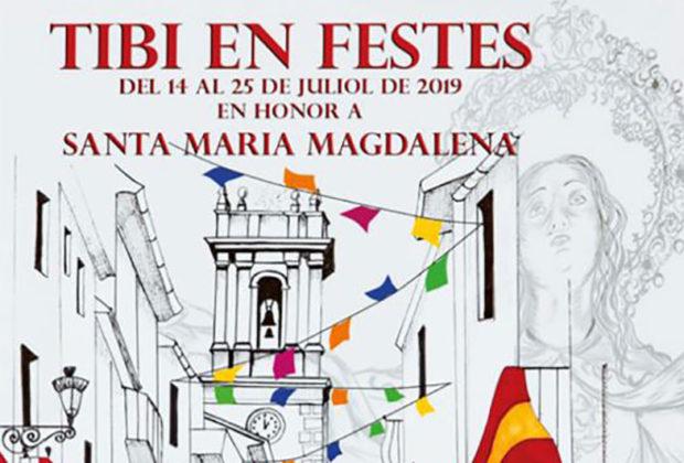 Fiestas patronales de Tibi 2019