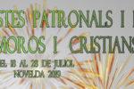 Fiestas patronates y Moros y Cristianos de Novelda