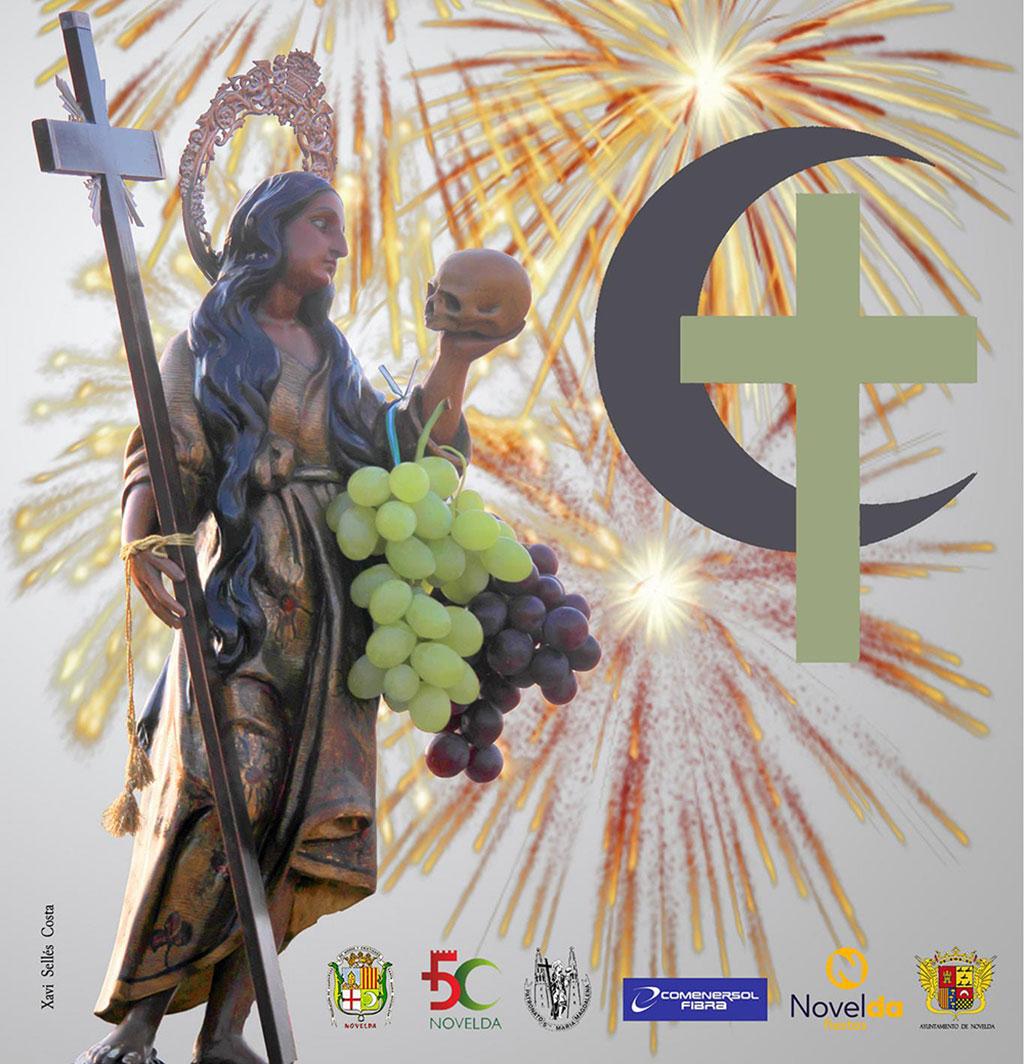 Fiestas patronates y Moros y Cristianos de Novelda 2019