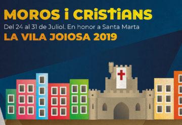 Moros y Cristianos de La Vila Joiosa 2019