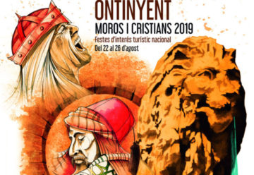 Moros y Cristianos Ontinyent 2019
