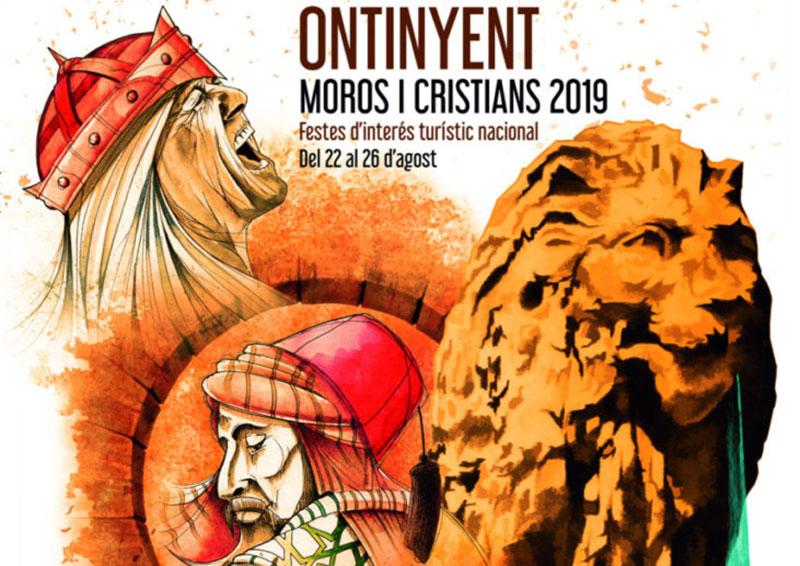 Moros y Cristianos Ontinyent 2019