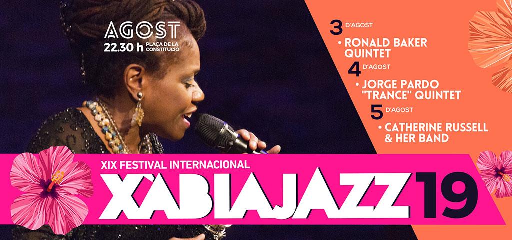 Xàbia Jazz 2019: Программа