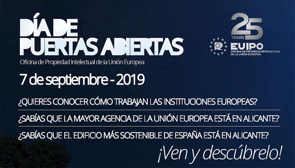 Día de Puertas Abiertas de la EUIPO