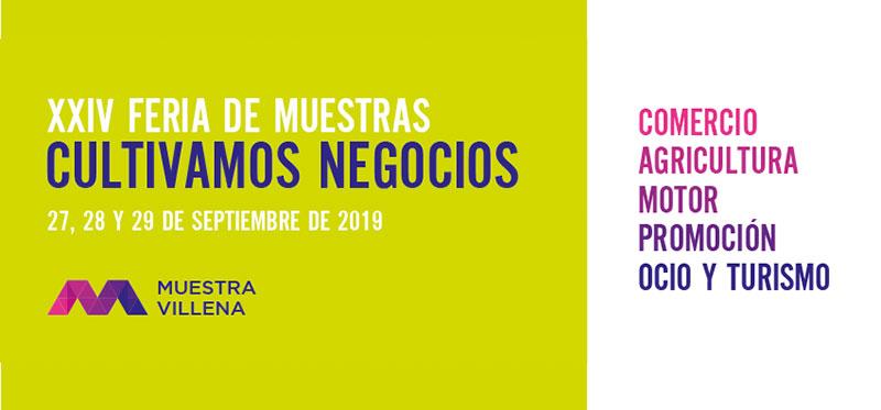 Feria de muestras de Villena 2019