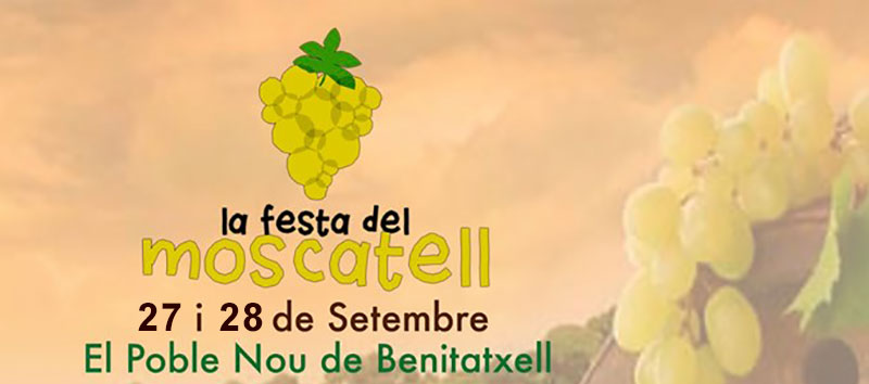 Festa del Moscatell de Benitatxell 2019