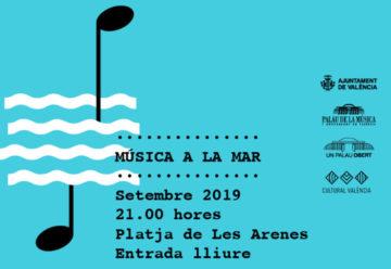 Música a la mar 2019